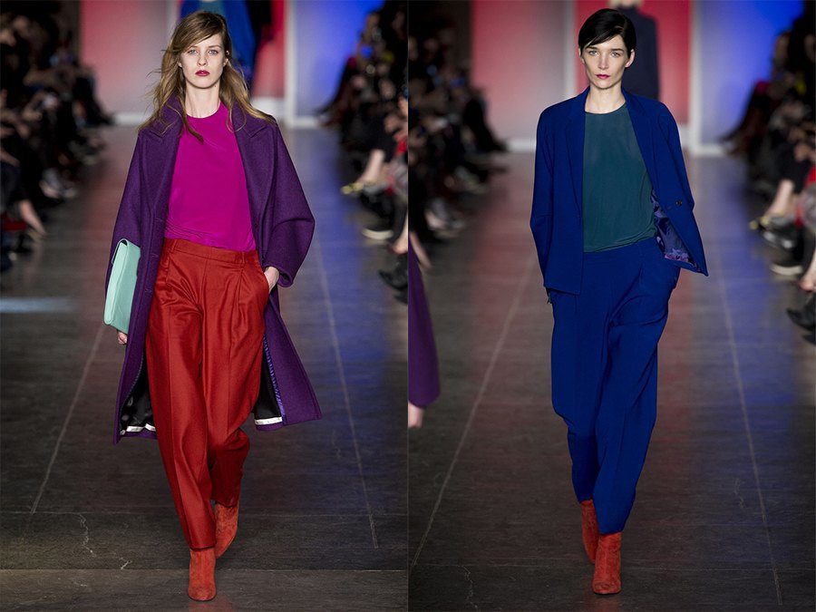 Неделя моды в Лондоне:  Дни 2 и 3. Изображение № 52.