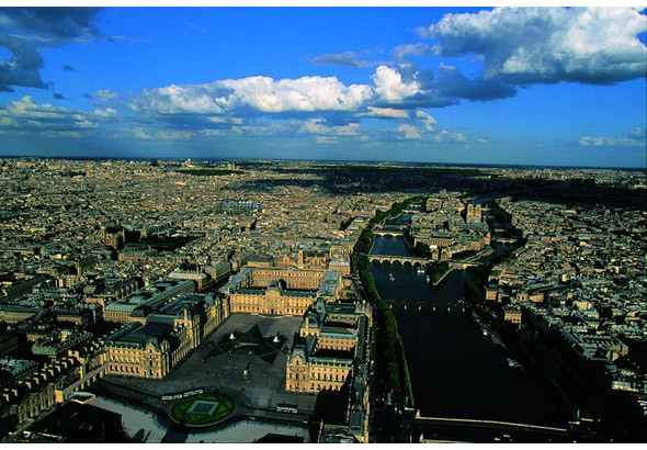Большой город: Париж и парижане. Изображение № 209.