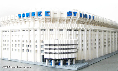 Lego Yankee Stadium. Изображение № 5.