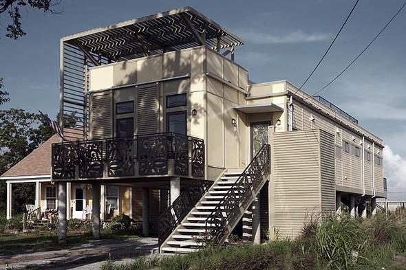 Архитектурный проект Брэда Питта. Изображение № 13.