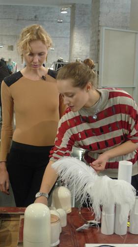 «Неделя моды с Дарьей Шаповаловой» о Cycles&Seasons. Изображение № 13.