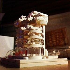 Архитекторы тестируют новый конструктор LEGO Architecture Studio. Изображение № 9.