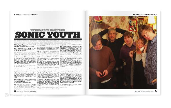 Лучшие журналы месяца наissuu. com. Изображение № 44.