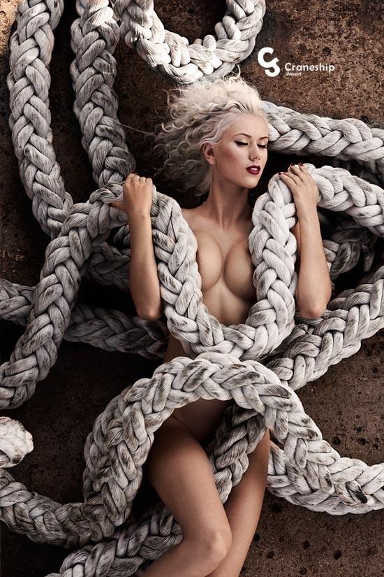 Nude Corporate Calendar 2010. Изображение № 12.