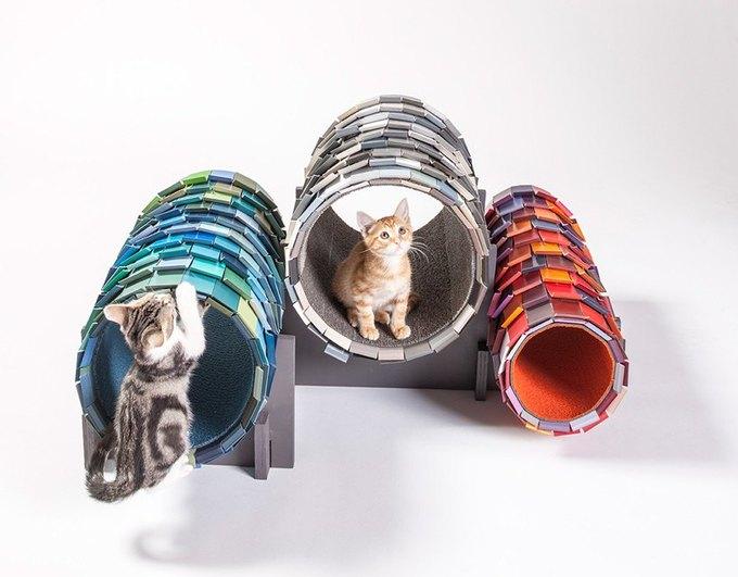 Разноцветные трубы NAC architecture. Изображение № 3.