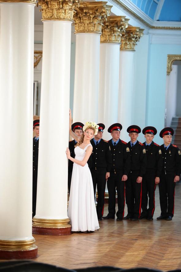 Съемка: свадебные платья. Изображение № 1.