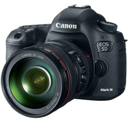 Canon EOS 5D Mark III. Изображение № 3.