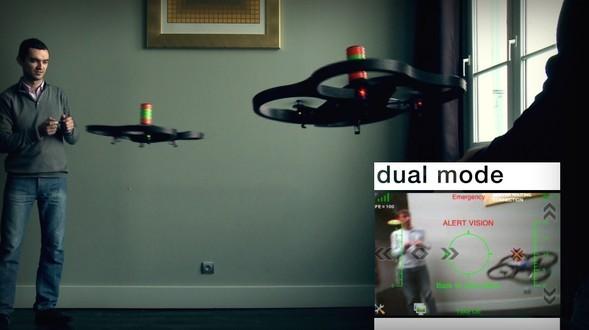 Parrot AR.Drone. Полетели!. Изображение № 15.
