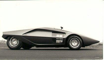 Десять лучших автомобильных проектов 60х-70х-80х годов. Изображение № 14.
