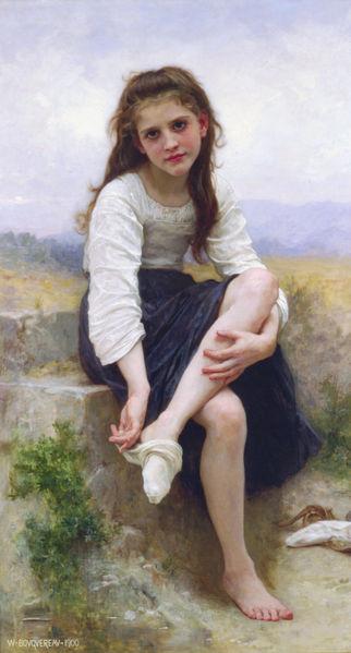 Французский живописец Адольф Вильям Бугро. Изображение № 17.