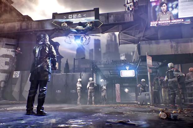 Кадр из трейлера игры Homefront: The Revolution. Изображение № 1.