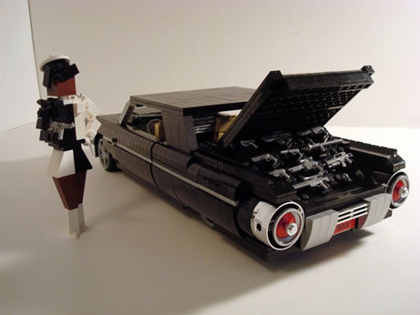 48 креативных LEGO творений. Изображение № 30.