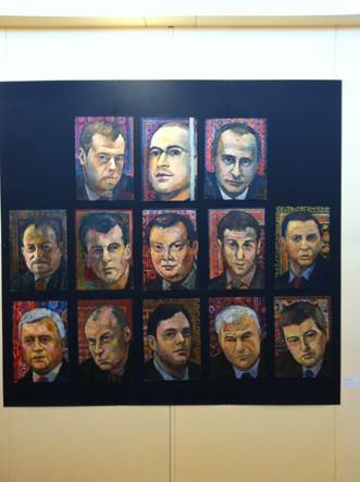 Прямая речь: Выпускники Института проблем современного искусства. Изображение № 23.