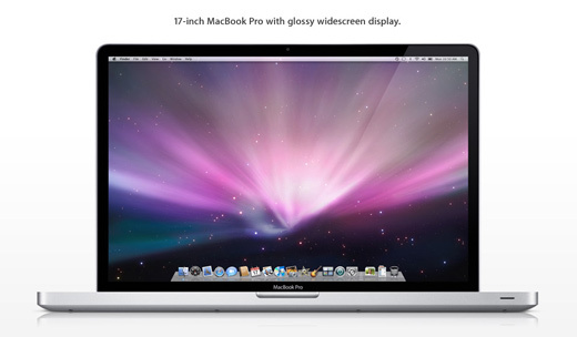17-Дюймовая модель MacBook Proсовстроенной батареей!. Изображение № 1.