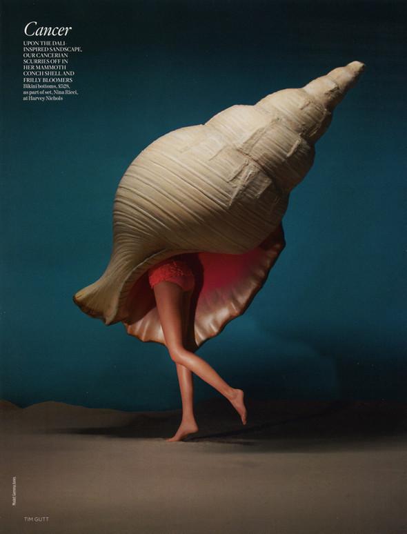 Гороскоп от Британского Vogue. Изображение № 4.