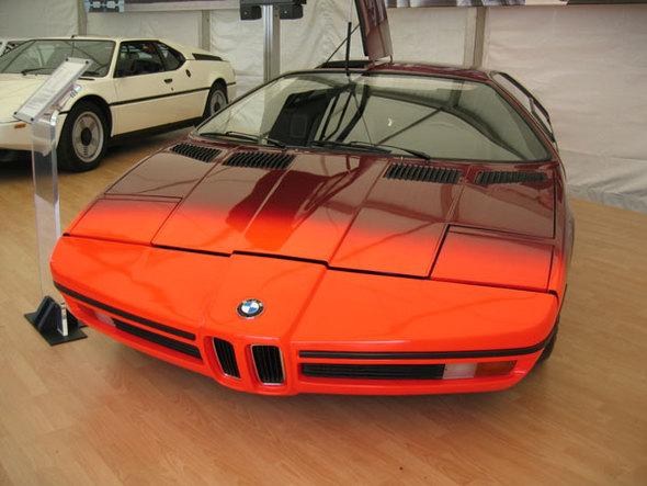 Десять лучших автомобильных проектов 60х-70х-80х годов. Изображение № 8.