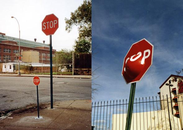 Уличная интервенция от Брэда Доуни. Изображение № 5.