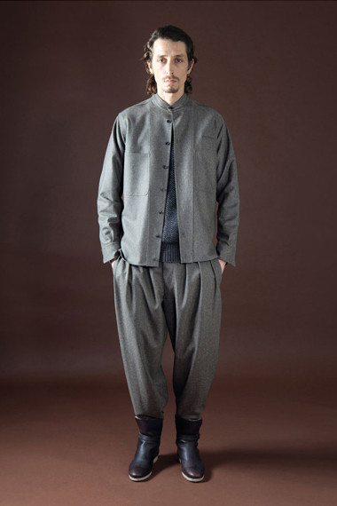Лукбук: Christophe Lemaire 2012 Fall/Winter. Изображение № 14.