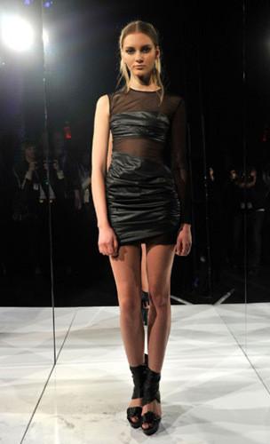Lublu Kira Plastinina FW 2011 на показе на Нью-Йоркской неделе моды. Изображение № 15.