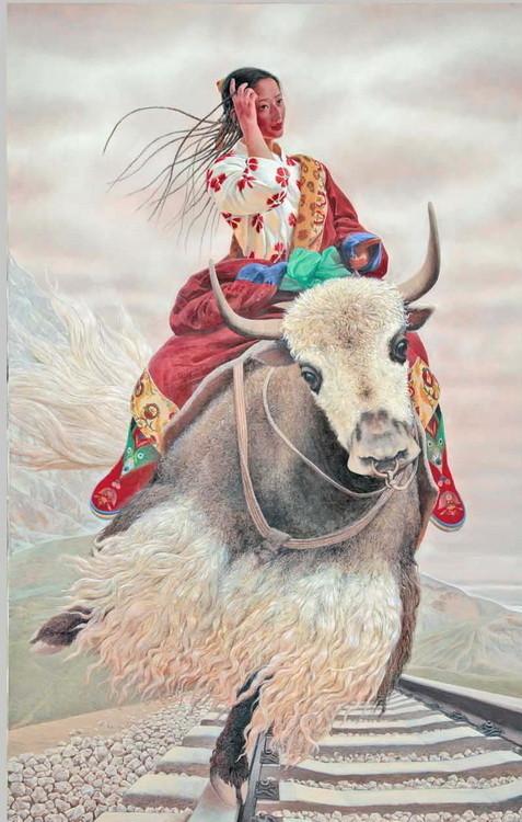 Wang Yi Guang. Feitain, или летающий пух. Изображение № 6.