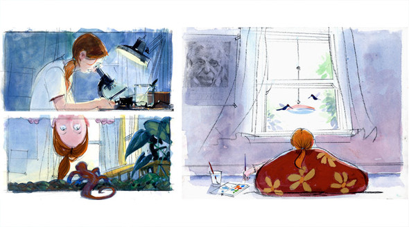 Pixar выпустили арт к отмененному мультфильму. Изображение № 22.
