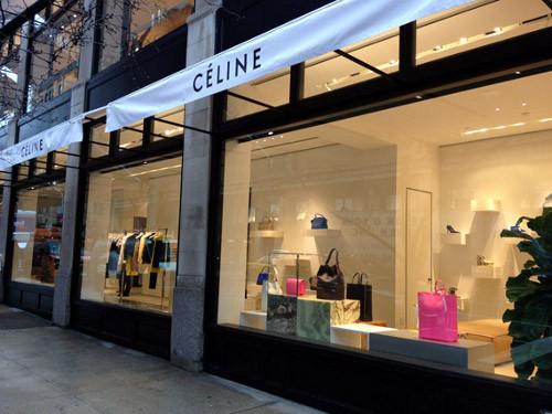Новые магазины: Louis Vuitton в Риме, Chanel в Москве и Celine в Нью-Йорке. Изображение № 33.