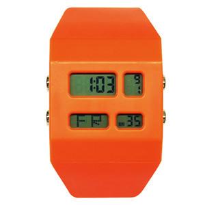 Электронный аксессуар — необычные часы. Изображение № 8.