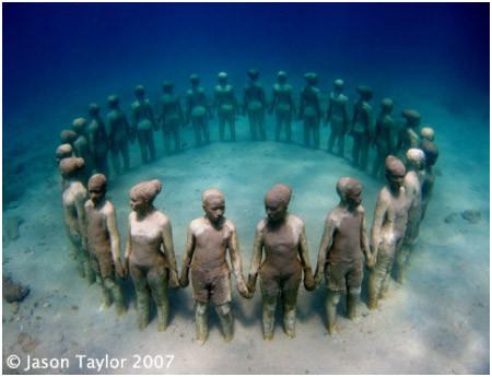 Подводная галерея. Изображение № 3.