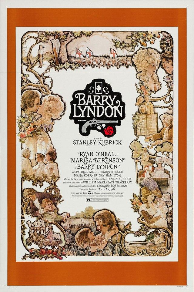 Постер к фильму «Барри Линдон». Изображение № 6.
