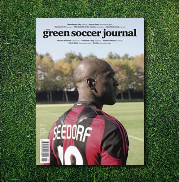 Заметки на полях: Журналы о футболе, которые на самом деле интересно читать. Изображение №13.