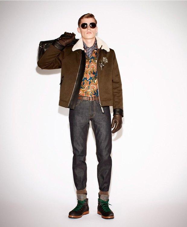Показаны новые лукбуки Gucci, Louis Vuitton и Prada. Изображение № 24.
