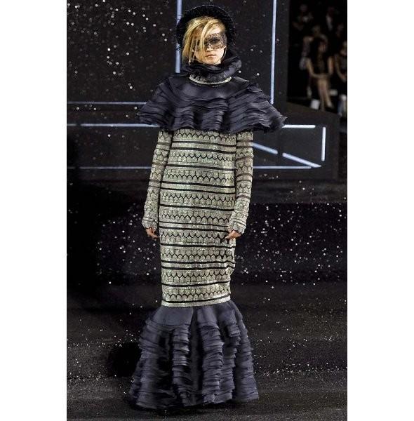 Изображение 9. Показ коллекции Chanel Haute Couture FW 2011.. Изображение № 9.