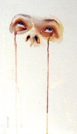 Marion Bolognesi иего плачущие лица. Изображение № 4.