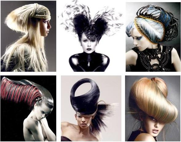 Hairdressing Awards, The Winners of the 2008. Изображение № 27.