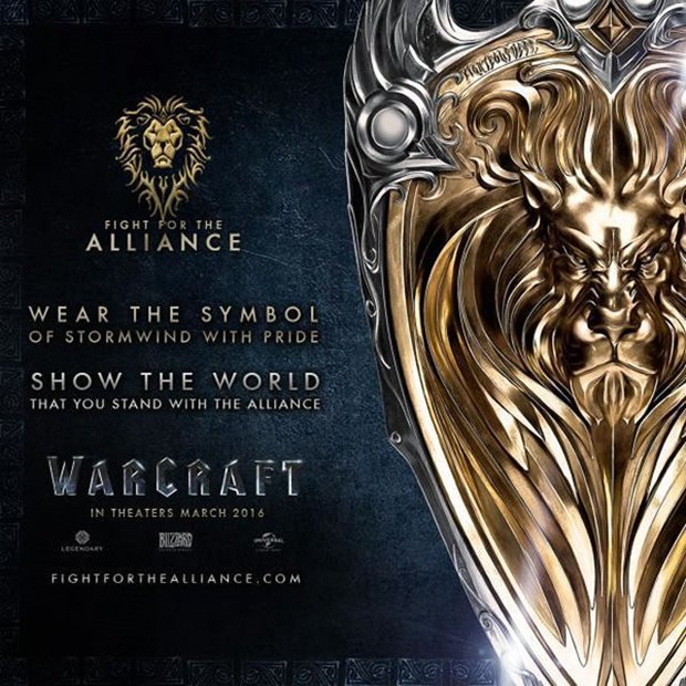 Blizzard показала первые постеры к «Варкрафту». Изображение № 3.
