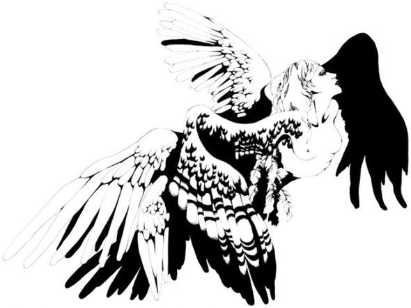 Katsuta Mako – черно-белая грация. Изображение № 39.