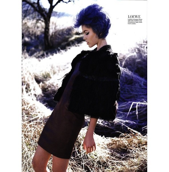 5 новых съемок: Harper's Bazaar, Qvest, POP и Vogue. Изображение № 5.