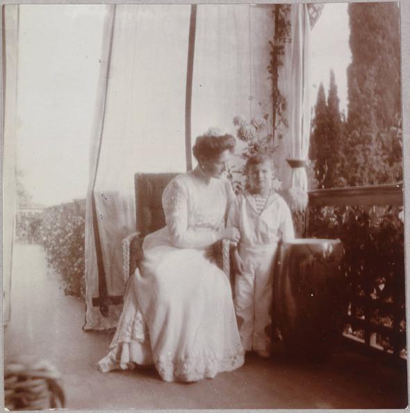Редкие фотографии семьи Романовых. Изображение № 6.