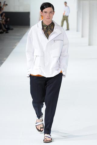 Неделя мужской моды в Париже: День 2. Изображение № 14.