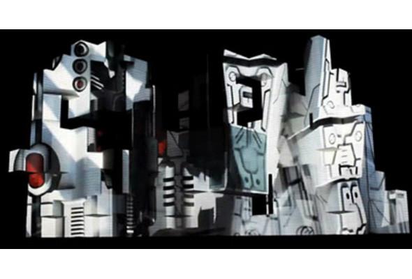 Найдено за неделю: Интерьеры Роя Лихтенштейна, неон-арт и граффити с гейшами. Изображение № 119.