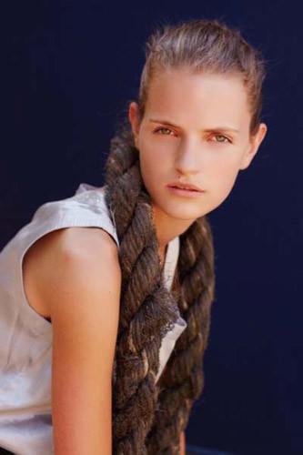 Новые лица: Магдалена Лангрова. Изображение № 10.