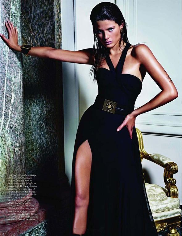 Съемка: Изабели Фонтана для Vogue Paris. Изображение № 10.