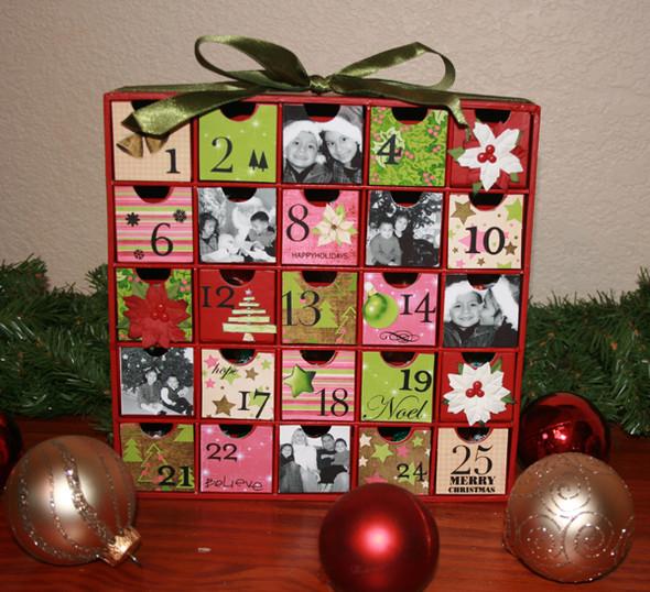 Рождественский календарь. Изображение № 12.