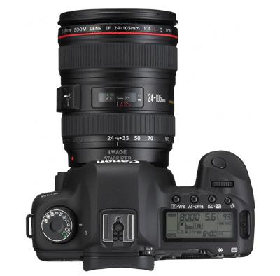 5D Mark IIдебют FullHD-видео вDSLR-камерах. Изображение № 2.