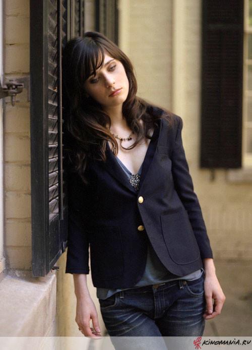 Зоуи Дешанель: мечта всех романтиков — Look At Me — Посты — поток ...