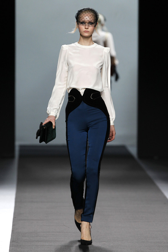 Madrid Fashion Week A/W 2012: Miguel Palacio. Изображение № 9.