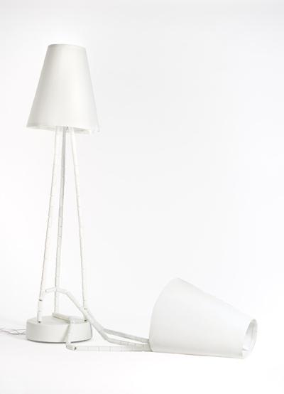 Лошадь-лампа, ходячий стол, шоколадная ваза. Изображение № 30.
