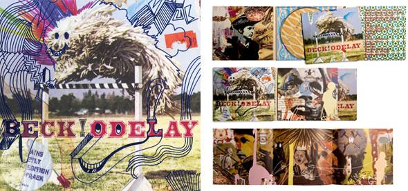 Кавер-Стори: «Odelay» Beck. Изображение № 3.