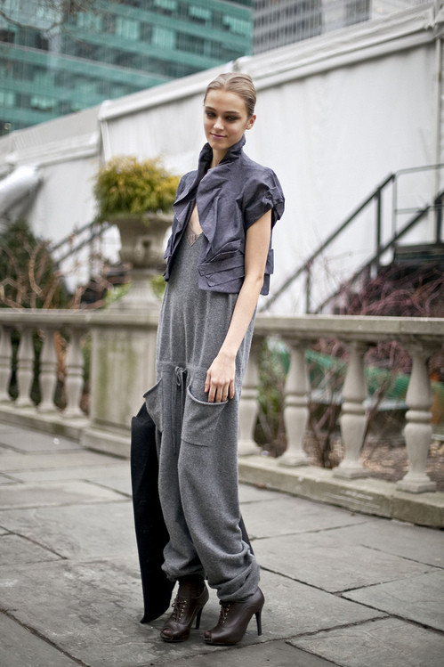 Models street style. Изображение № 6.
