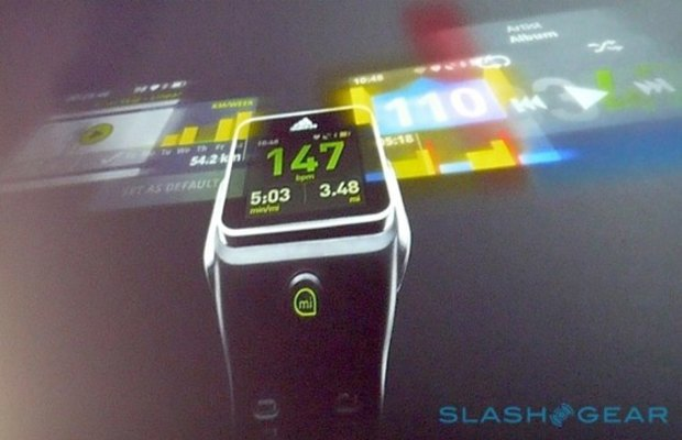 Adidas выпускает умные часы для фитнеса. Изображение № 1.